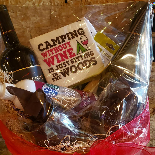 Stevenot Winery - Gift Basket $50 Starting Bid