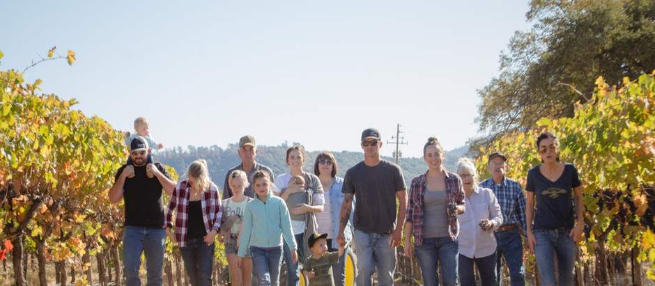Family Fun in Calaveras Wine Country