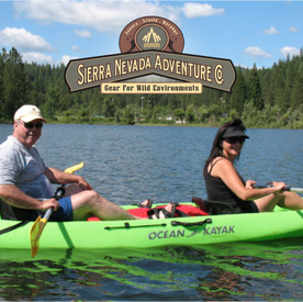 Sierra Nevada Adventure Co. - Gift Certificate $35 Starting Bid
