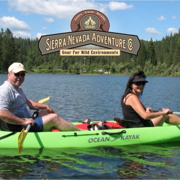 Sierra Nevada Adventure Co. - Gift Certificate $35 Starting Bid