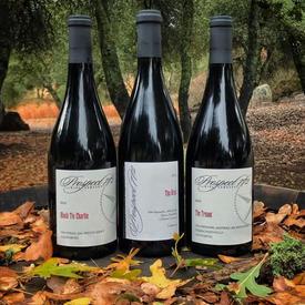 Prospect 772 Wine Co. 9 Bottle Wine Line Up $140 Starting Bid