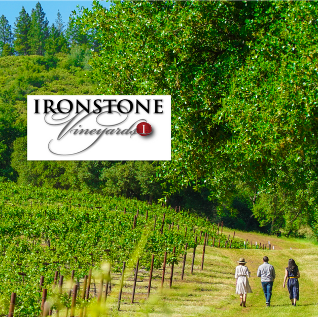 Ironstone Vineyards - Elevated Tasting and Tour for 4 $120 Starting Bid