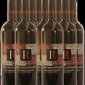 Indian Rock Vineyards - Case of Cabernet Sauvignon $160 Starting Bid