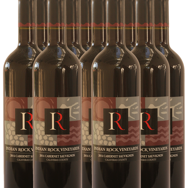 Indian Rock Vineyards - Case of Cabernet Sauvignon $160 Starting Bid