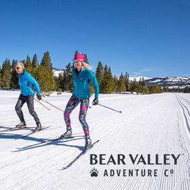 Bear Valley Adventure Co. - Gift Certificiate $180 Starting Bid