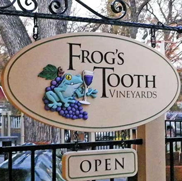 Frog's Tooth 6-Pack 2016 Petite Sirah $114 Starting Bid