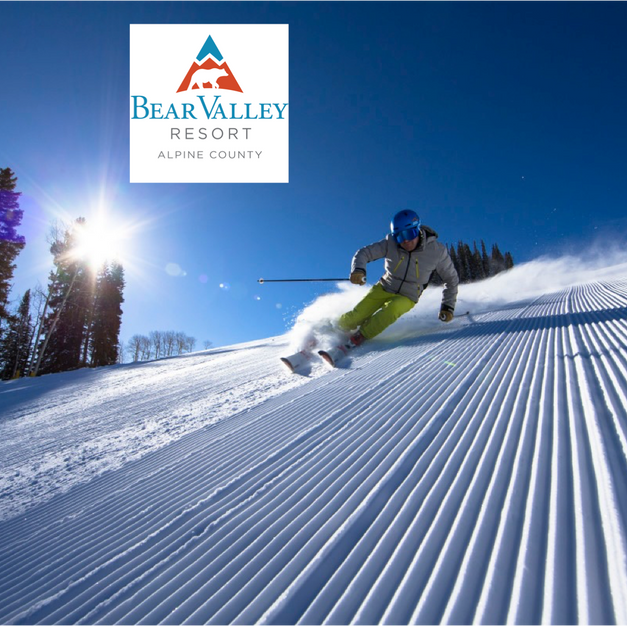 Bear Valley Resort - One Polar Season Pass $280 Starting Bid