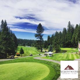 Sequoia Woods Country Club - Gift Certificate $100 Starting Bid