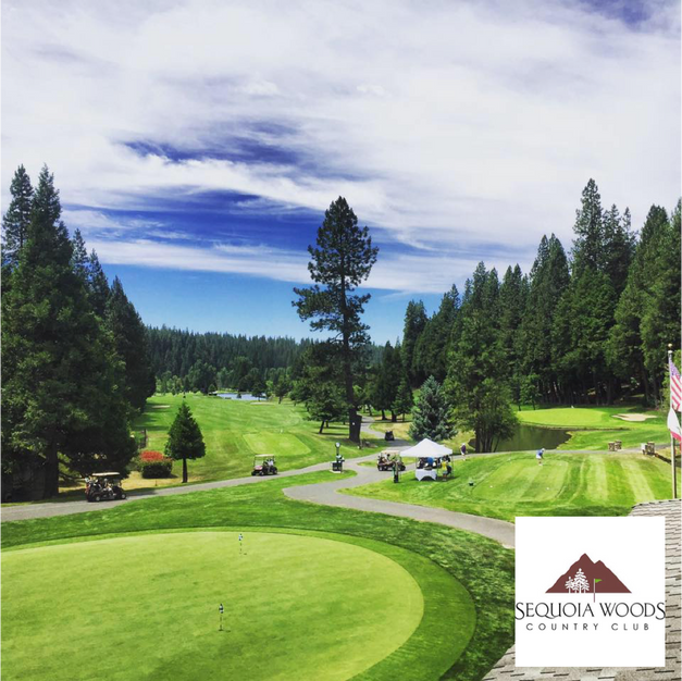 Sequoia Woods Country Club - Gift Certificate $100 Starting Bid