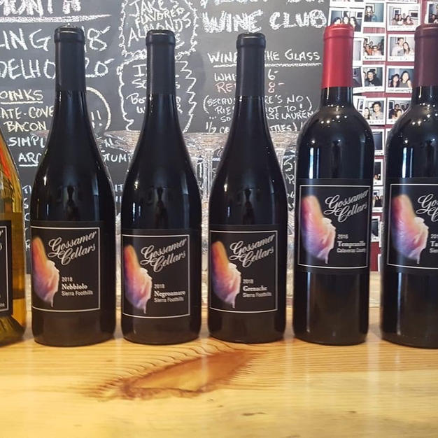 Gossamer Cellars - 6 bottles of your choice $70 Starting Bid
