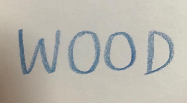 Mind Reader Answer: WOOD