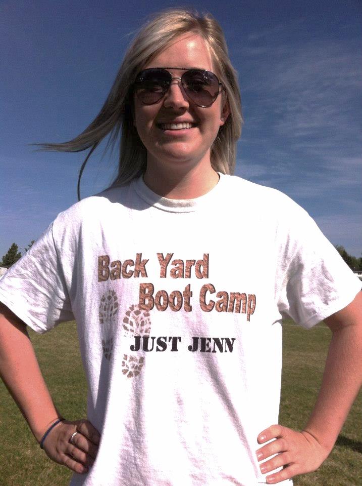 Just Jenn!