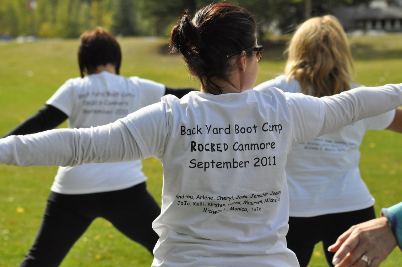 Canmore Retreat 2011