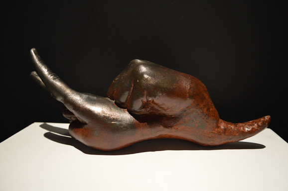 Snail (Private collection)