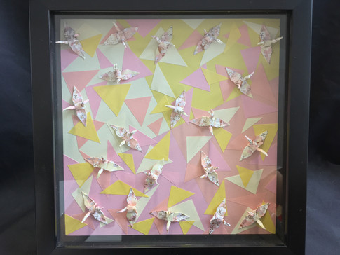 Pink Small Triangle