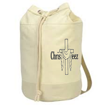 ChrisTeez Clothe Draw String Bag