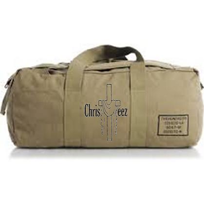 ChrisTeez Duffle Bag
