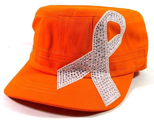 Orange Breast Cancer Bling