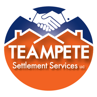 TeamPete Settlement Services Logo
