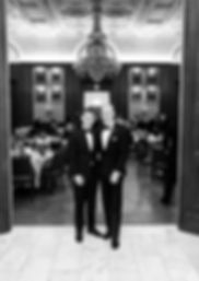 Daniel Lupia and Kyle Miller at the Union League of Philadelphia