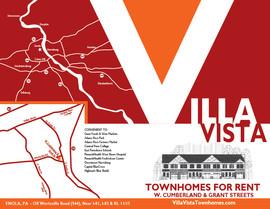 Villa Vista Brochure