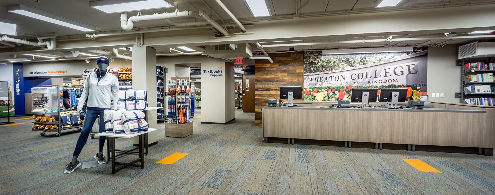 Wheaton College Bookstore