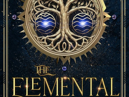 The Elemental Witch - Cover Release and Preorder