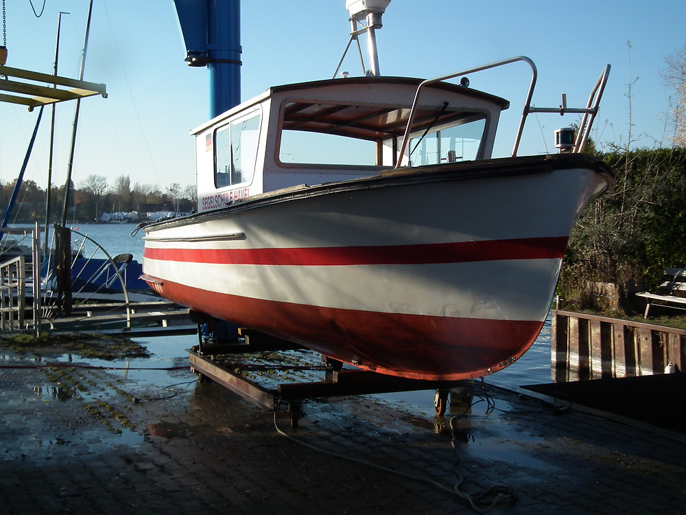 Ausbildungsboot