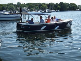 Motorbootkurs zum SBF-Binnen
