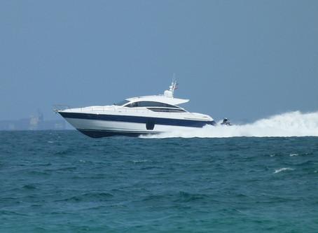 Sportbootführerschein für die See