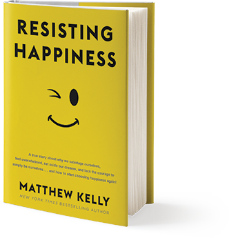 Boss Lady Book Review: Resisting Happiness
