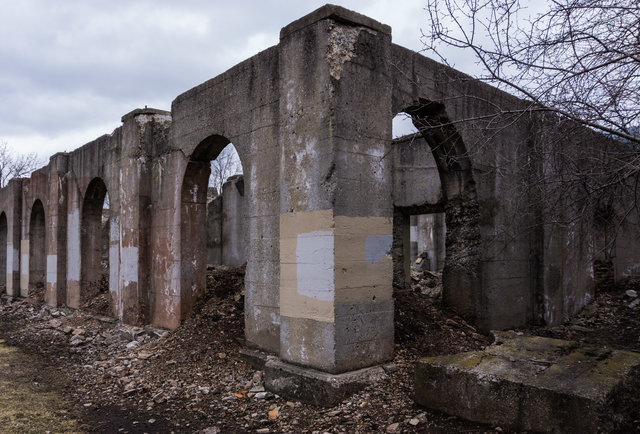 Joliet Iron Works Historic Site