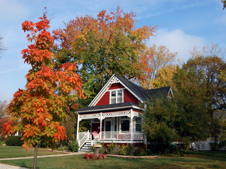How to Sell a Home in Autumn