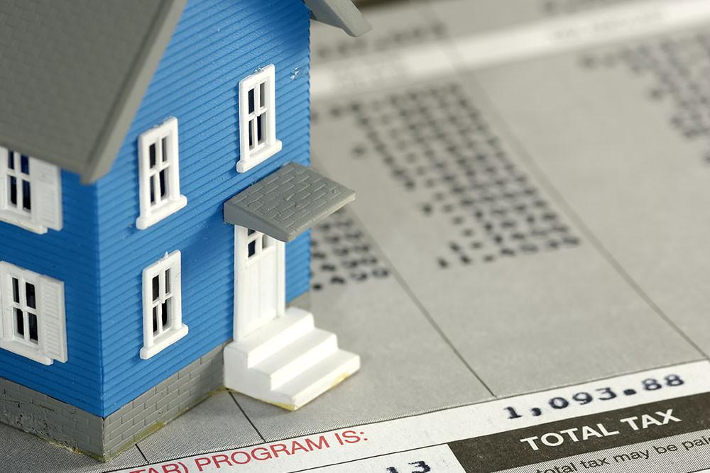 Homeowner-Tax