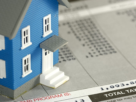 How Owning a Home Pays Off at Tax Time