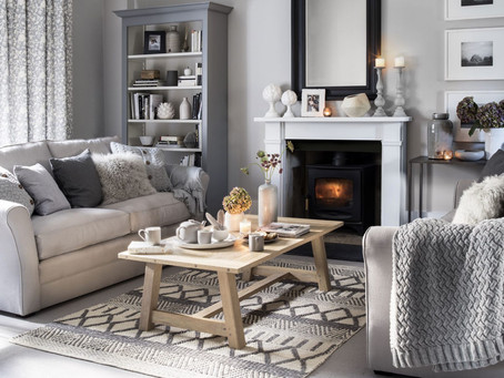 6 Tips for Staging a Home in the Winter