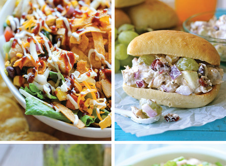 15 Quick and Easy Lunch Recipes