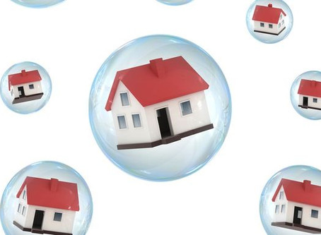 Home Prices Hit Record Highs. Is It a Bubble About to Burst?