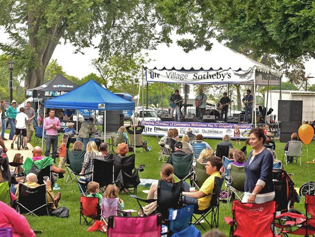 Hinsdale's Uniquely Thursdays concerts this summer will feature The Millennials and more food ch