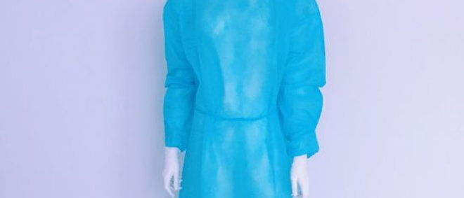 Disposable Sterile Surgical Isolation Gowns