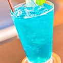 Blue Jamaican Iced Tea