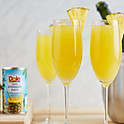 Coconut Pineapple Mimosa