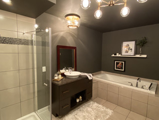 Ma salle de bain à 300$ !