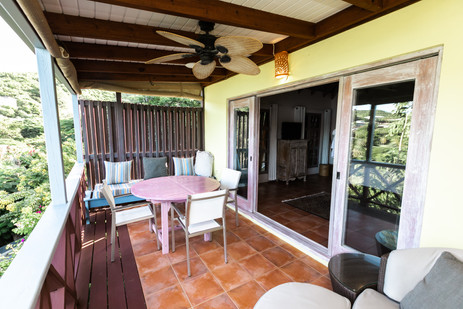 Soleil balcony