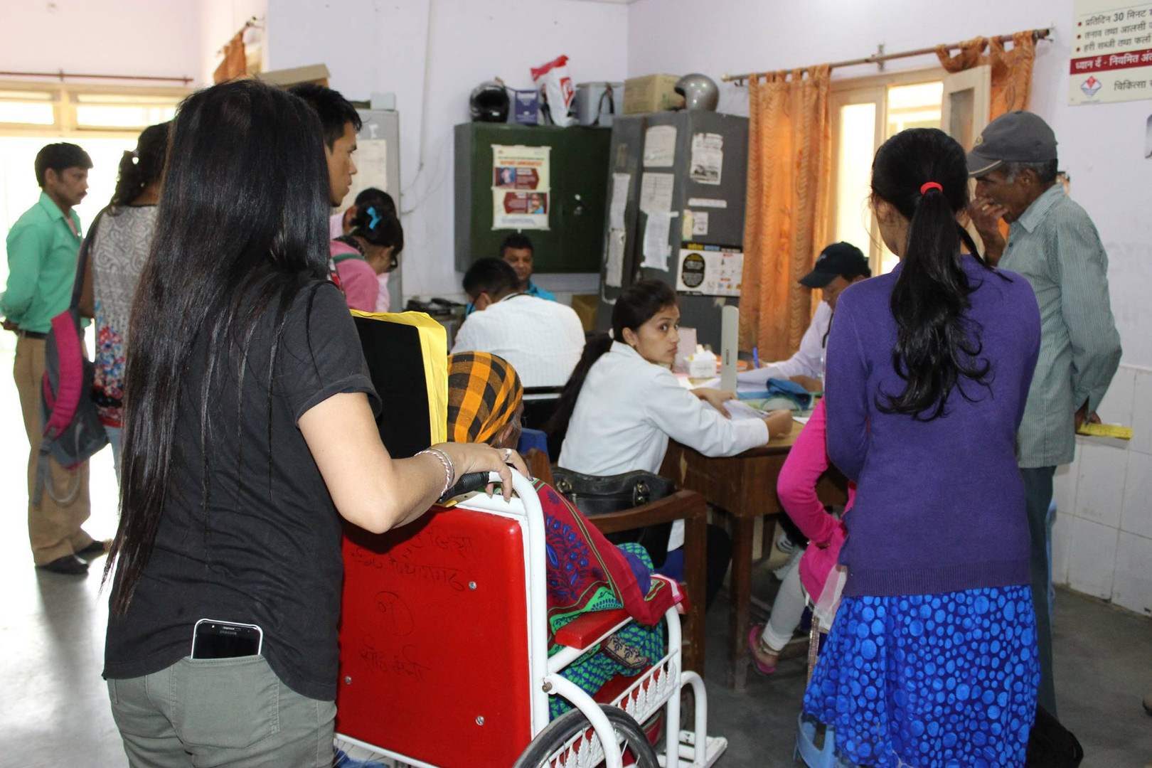 Medical Support To Needy Individuals
