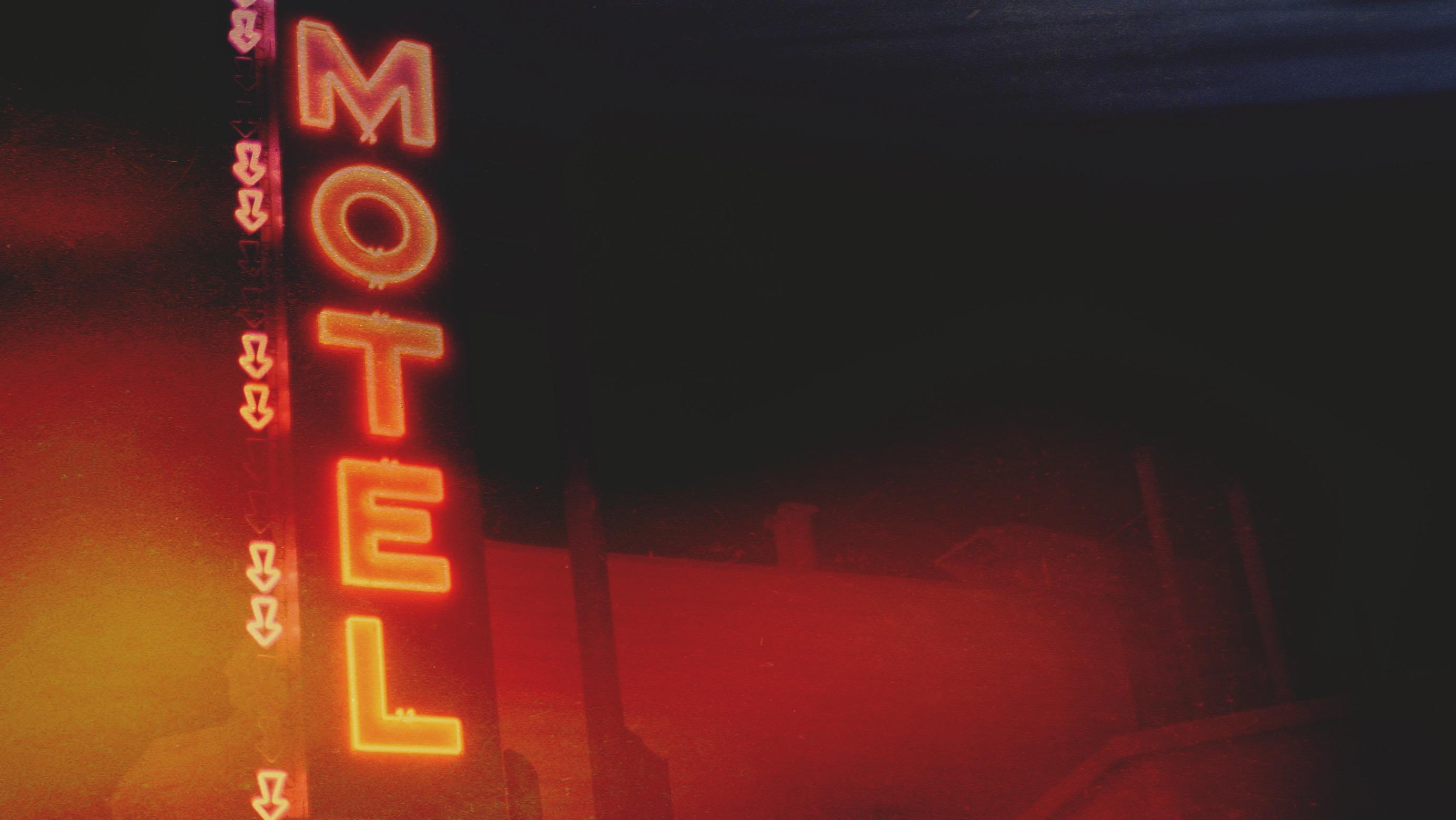 Motel red
