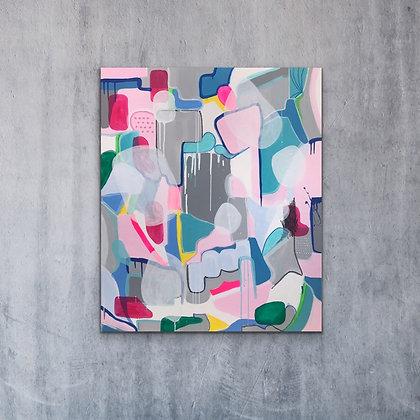 Color Tetris #1