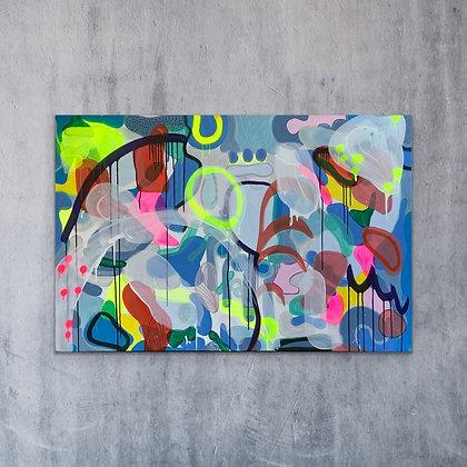 Color Tetris #2