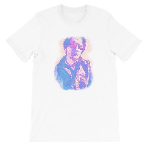 "Dane Roberts (#003) - ""Pink Dane"" Short-Sleeve Unisex T-Shirt"