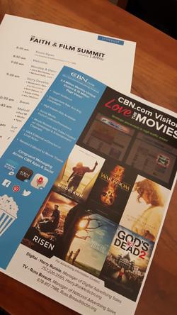 Faith & Film Summit